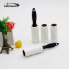 Portable paper mini lint roller for clothes cleaning