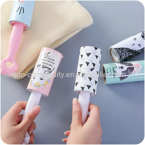 Professional Pet Dry Cleaner Grade Sticky Lint Roller for Cleaning
