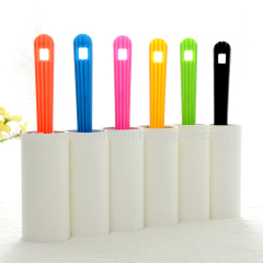 Colourful Plastic Handle Lint Roller