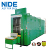 Stator automatic varnishing machine