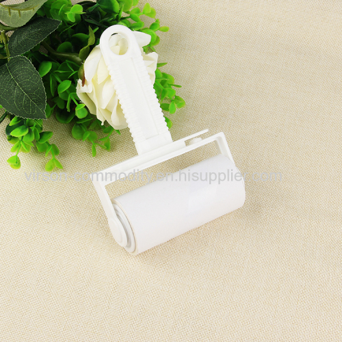 Lint Sticking Roller Pet Hair Remover Brush Lint Hair Cleaning Brush Roller
