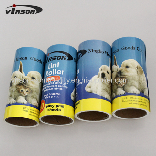 Adhesive Pet Hair Removal Refill