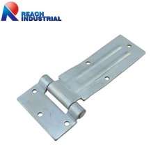 Zinc Plated Steel Truck Strap Hinge For Trailer