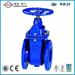 DIN3352-F4 Cast Iron Gate Valve Non-Rising Stem