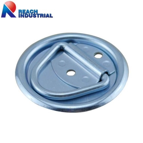 Point Anchor Recessed D Ring