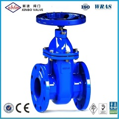 BS5163/BS5150 Cast Iron Gate Valve (Non Rising Stem)