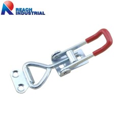 Zinc Plated Over Center Latch Small