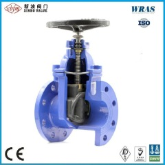 Awwa Ductile Iron Resilient Seated Gate Valve