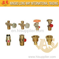 Latest Style Gas Cylinder Valves With Good Price