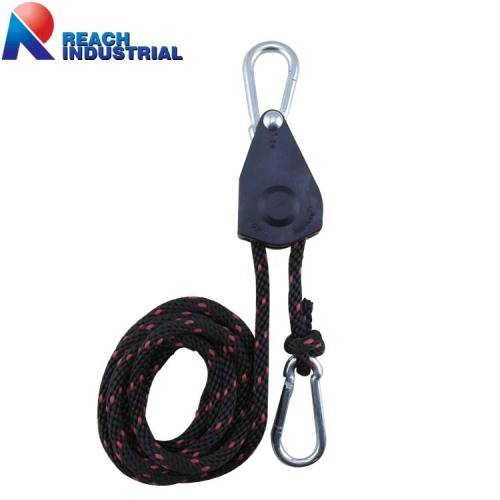 "Carabiner 1/4"" Rope Ratchet"
