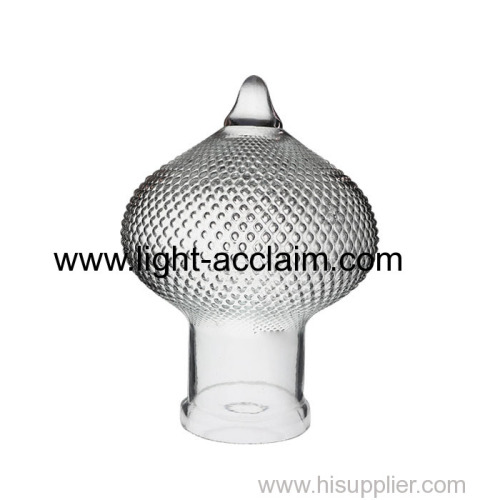 cheap chandeliers for sale Transparent glass shade