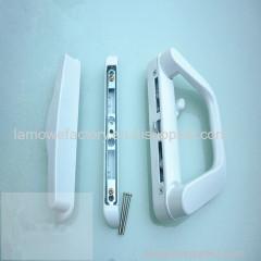 Black/white color aluminium docking luxury sliding door handle for doors&windows hardware accessories