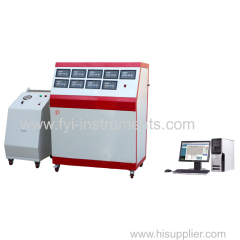 Hydrostatic Water Burst Pressure Testing Machine