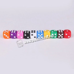 Mercury Dice Cheating Device Dice / Gamble Trick Dice Magic Tool