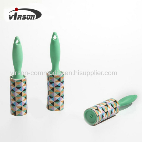 Sticky Mini Short Handle Lint Roller