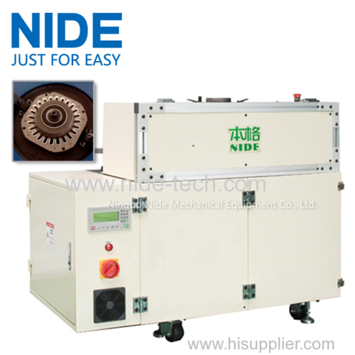 High Quality Automatic stator folder inserter slot Insulation paper folding inserting machine