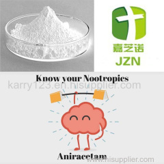 99% Purity Aniracetam CAS 72432-10-1 Smart D rugs for Brain Improve as Nootropics