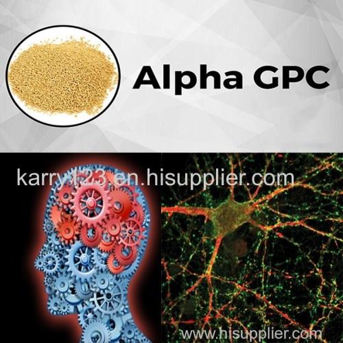 Powder Choline Glycerophosphate Alpha GPC 28319-77-9 for Enhance Memory