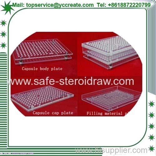 apsule Shell Filling Plate