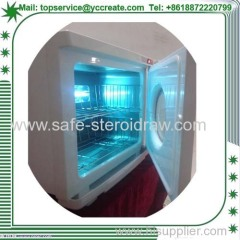 Stainless Steel UV Light Sterilization