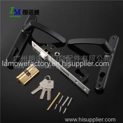 Door & Window Handle type aluminium casement/sliding window lock handle