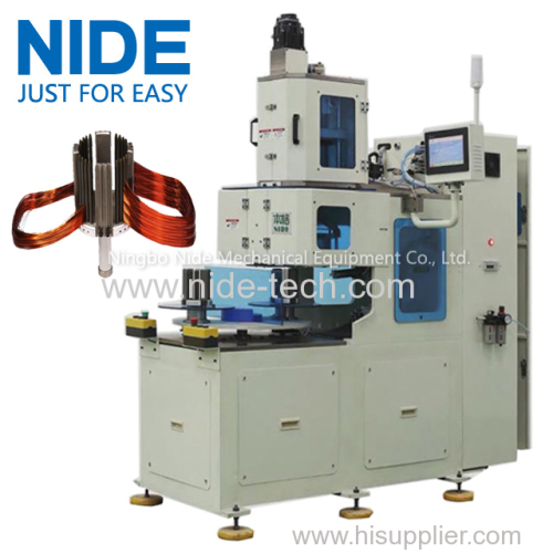CE certificated automatic stator coil winding machine for 3 phase motor winding