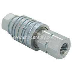 Push Pull Type Hydraulic Quick Coupling