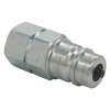 ISO5675 Pull And Push Type 1/2 Quick Disconnect Couplings Pioneer 4250 Aeroquip interchangeable