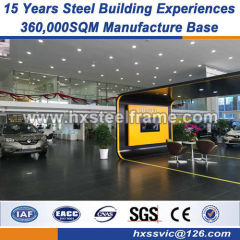 steel framming light steel structure brand new design