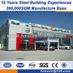 light steel structure frame light steel structure manufacturer's price