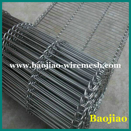 Stainless Steel Ladder link conveyor mesh belt