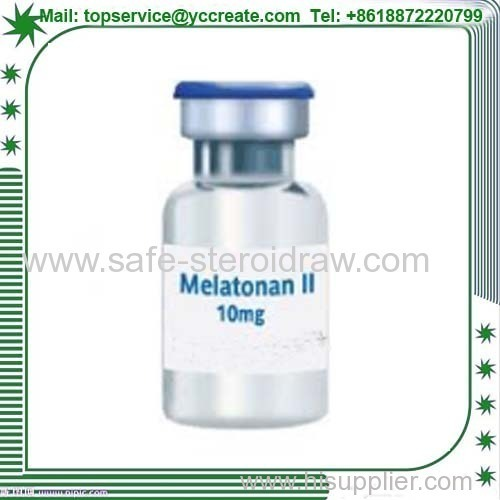 Melanotan Peptide Powder Melanotan Mt2 for Tanning Injections 10mg