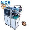 Commutator Motor Wedge Inserting Machine for Mixer Motor Juicer Motor Power Tool
