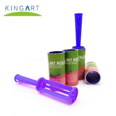 Strongly Sticky Lint Roller for Pet Hair Fur Furniture Dander Dust Clothes
