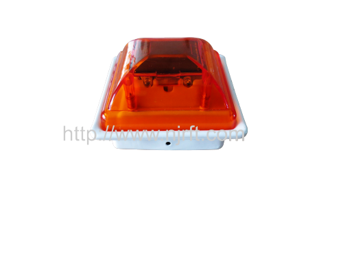 Emergency strobe traffic caution lights