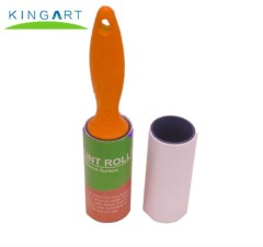 New design colorful Strong Sticky Clothes Cleaning Roller