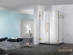 Simple Hinge Shower Enclosure