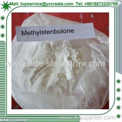Steroid Raw Powder Methylstenbolone Powder For Strength Gains
