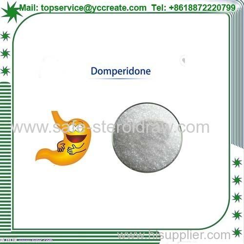 Powder Domperidone CAS 57808-66-9 /For treatment of dyspepsia/Anti-Emetic
