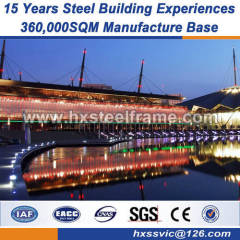 custom metal structures light steel framing systems customized
