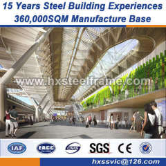 erecting steel structures steel prefab building kits stand wear and tear