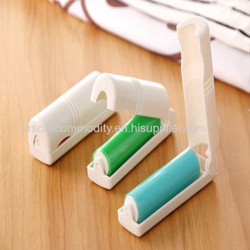 Folding Washable Pet Hair Cloth Lint Roller