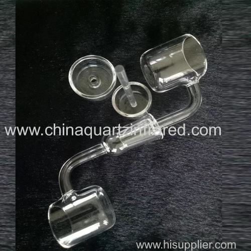 OEM High light transmittance quartz banger