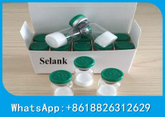 Polypeptide Hormone Nootropic Anxiolytic Selanc Selank Powder CAS 129954-34-3 For Human Growth