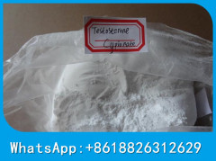 98% Injectable Test Cyp Anti-Estrogen Steroids Hormones Test Cypionate White crystalline powder