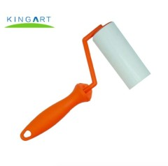 Hot selling colorful custom Cleaning bend lint roller with handle