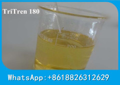 Mix Yellow Oil Tri Tren 180 Mg / Ml Legal Injectable Steroid To Lose Weight And Gain Muscle