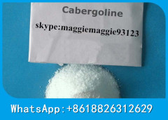 USP38 Cabergoline Pharmaceutical Raw Powder Dostinex / Caber / Cabergoline 81409-90-7