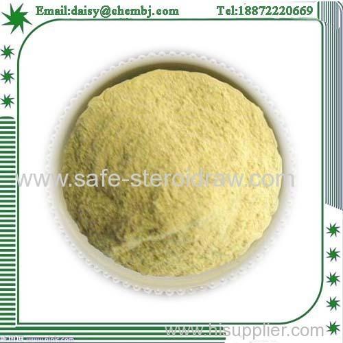 Pharma Grade Yellow Orange Powder Methotrexate (MTX)For Anti Cancer CAS: 59-05-2