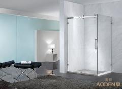 Standard Frameless Shower Cabin Room Shower Enclosure